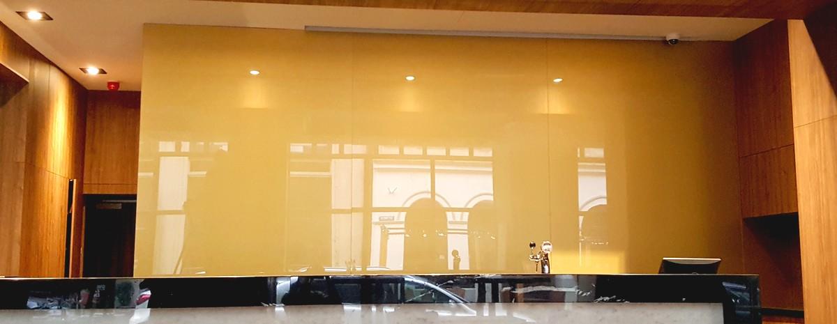 szkło do kuchni lakierowane
