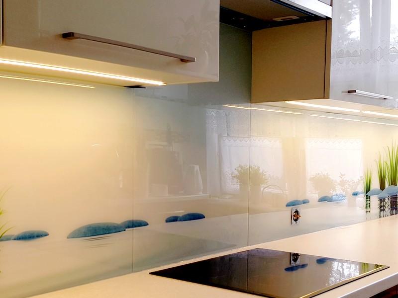 nadruk UV szkło