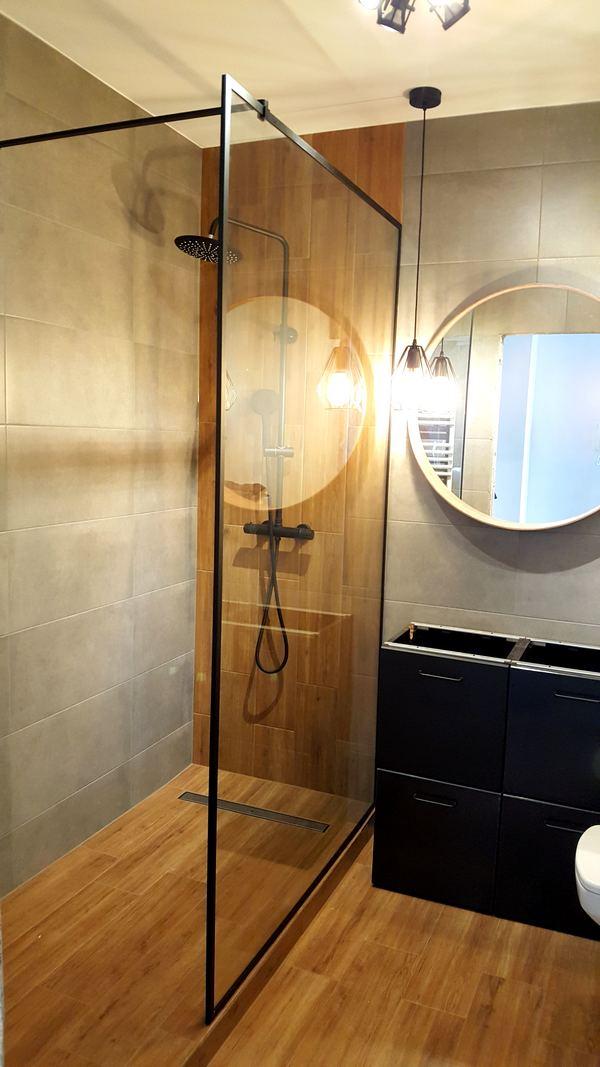 Parawany prysznicowe na wymiar